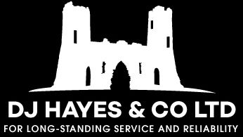 DJ Hayes & Co logo